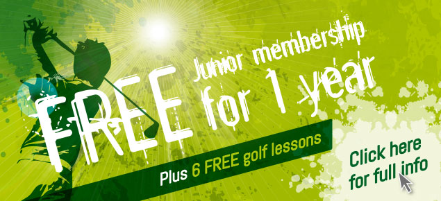 Free 1 year junior members